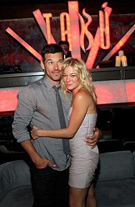 LeAnn Rimes Appears At Tabu Ultra Lounge
