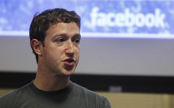 mark zuckerberg term paper