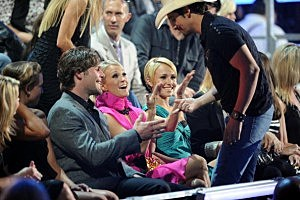 Carrie Underwood and husband, Mike Fisher