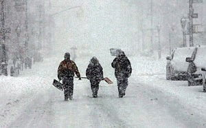 Shoveling Snow Could Cause Some Health Problems