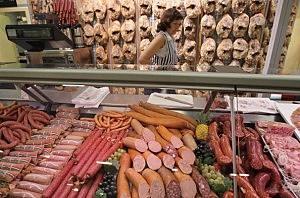 Women Find Meat-Eaters Macho