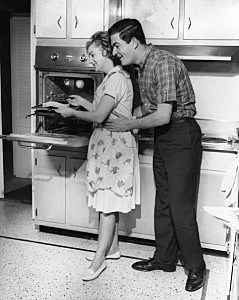 Married Men Do Less Work Around The House?