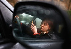 Drivers While Texting