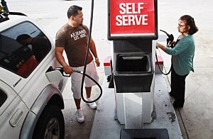 Cutting Spending As Gas Prices Rise