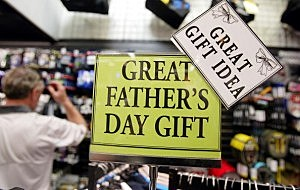Father's Day Spending Expected To Rise