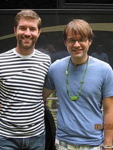 Josh Turner and Zach Effrog
