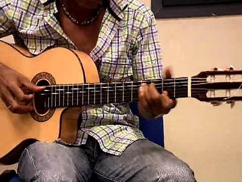 Acoustic Guitar James Bond Theme