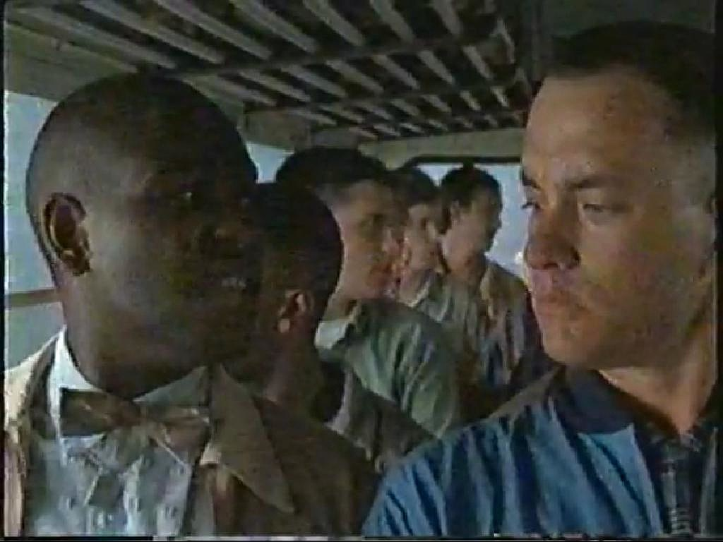 forrest gump and bubba relationship