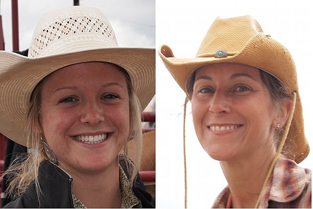 Cutest Cowgirls - Frog Fest Rodeo