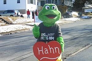 Jeremiah B Frog