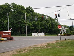 Traffic Signal at Route 5 and Applewood/Cherrywood