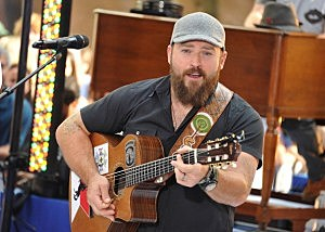 """The Zac Brown Band Performs On NBC's """"Today"""""""