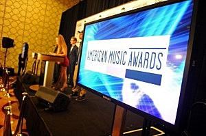 The 40th Anniversary American Music Awards Nominations Press Conference