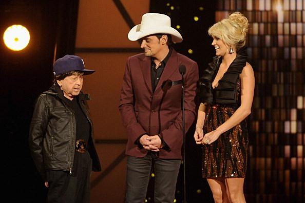 45th Annual CMA Awards - Show