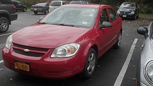 Girlfriend's Car
