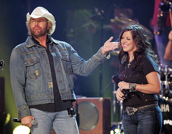 Toby Keith S Daughter Krystal Keith Releases Daddy Dance