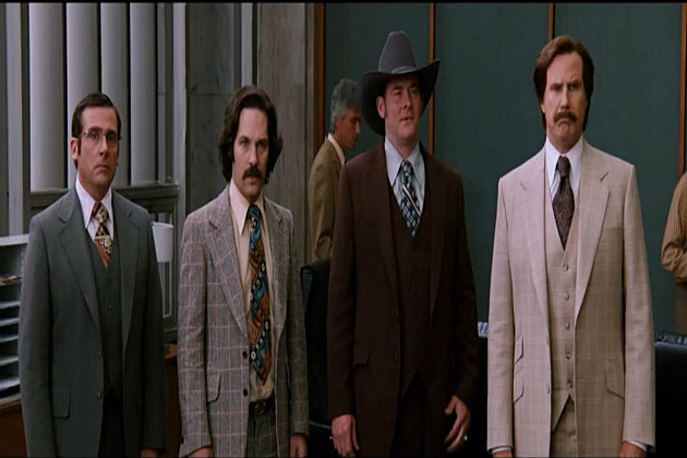 Anchorman 2 - The Legend Continues