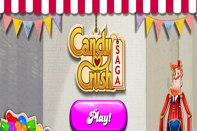 Candy Crash Saga
