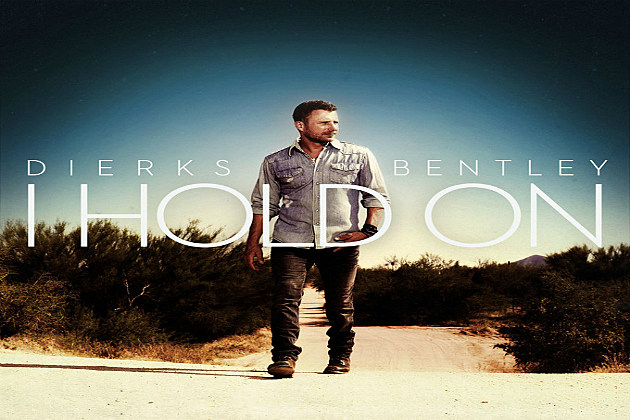 Dierks Bentley - Hold On Album Art