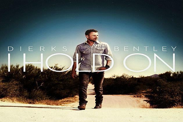 Dierks Bentley - Hold On Album Art
