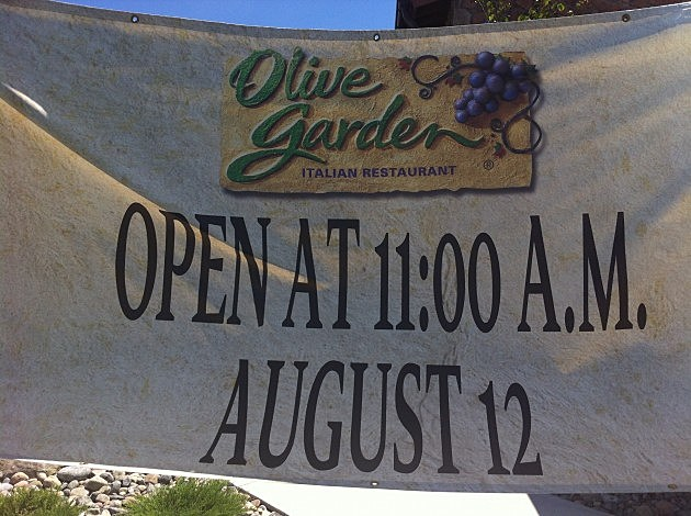 Olive Garden In New Hartford Opens August 12th With