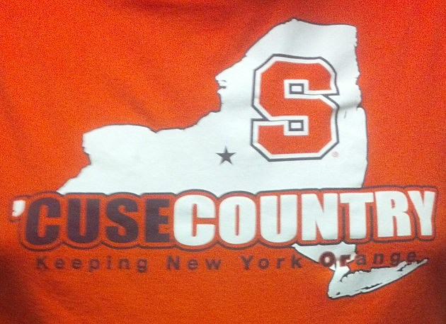 'Cuse Country