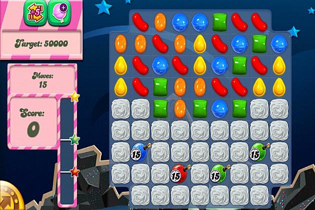 Candy Crush Level 96
