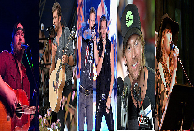 2013 CMA New Artist of the Year Nominees