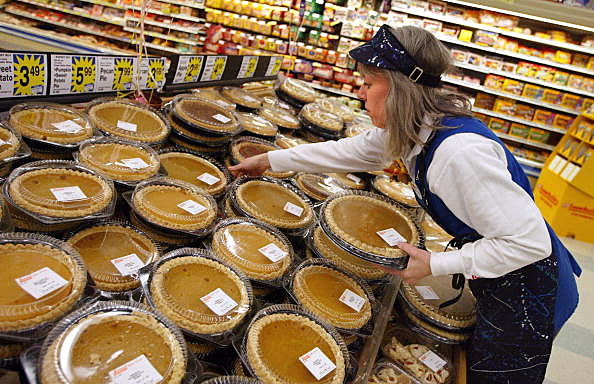 pies in store