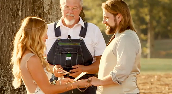 Zac Brown Band Member Coy Bowles Gets Married In Sweet Annie