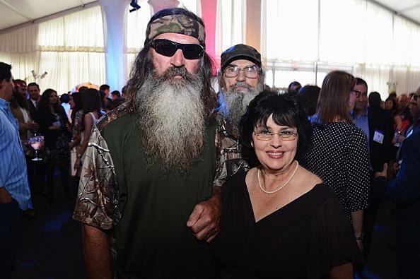 Phil and Kay Robertson