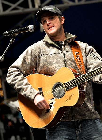 Easton Corbin at Dierks Bentley's 8th Annual Miles & Music For Kids