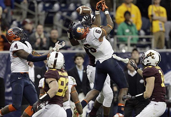 Texas Bowl - Syracuse v Minnesota