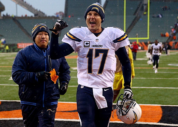 Philip Rivers After Sunday's Wildcard Playoff Game