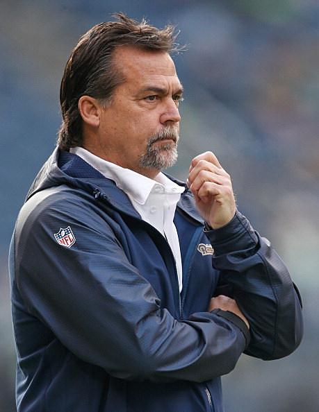 Rams Head Coach Jeff Fisher