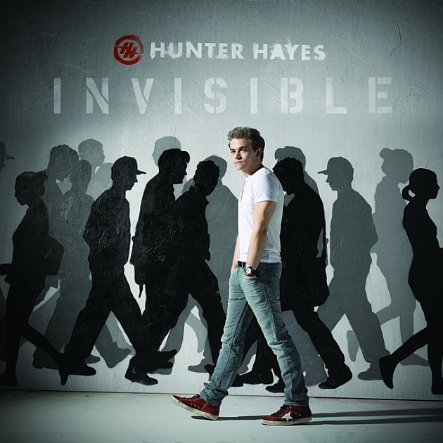 Hunter Hayes Invisible Artwork