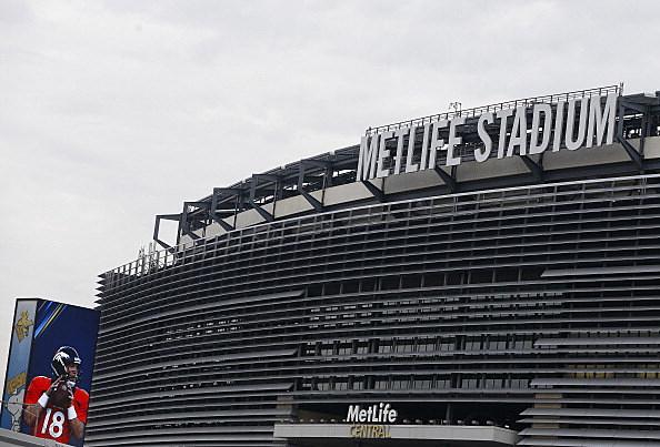 Home Of Super Bowl XVLIII