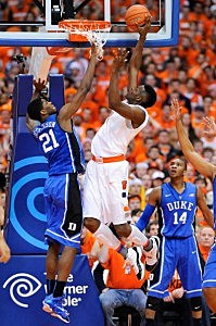 Jerami Grant Throwing It Down