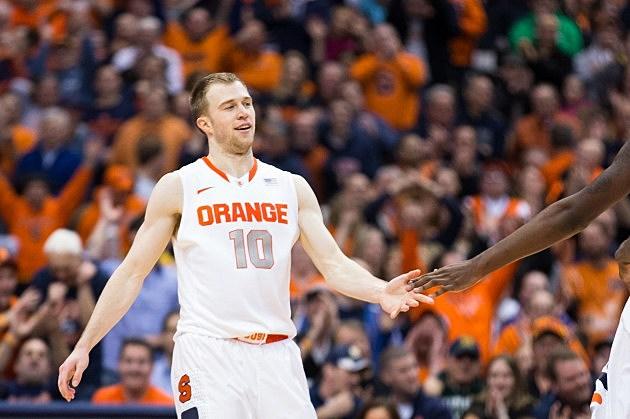 Notre Dame v Syracuse - Trevor Cooney