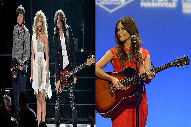 The Band Perry and Kacey Musgraves