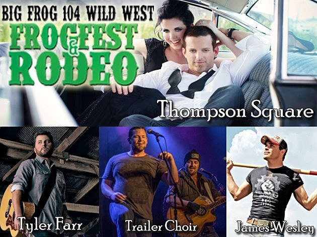 FrogFest Featutred Image