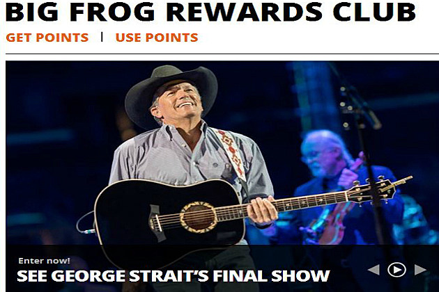 Big Frog Rewards Club