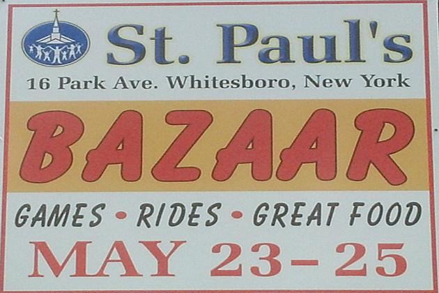 St Paul's Bazaar and Parish Festival