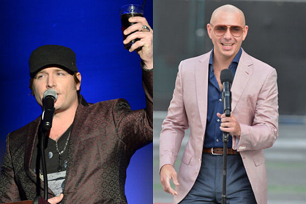 Jerrod Niemann and Pitbull 'Drink To That All Night Remix'