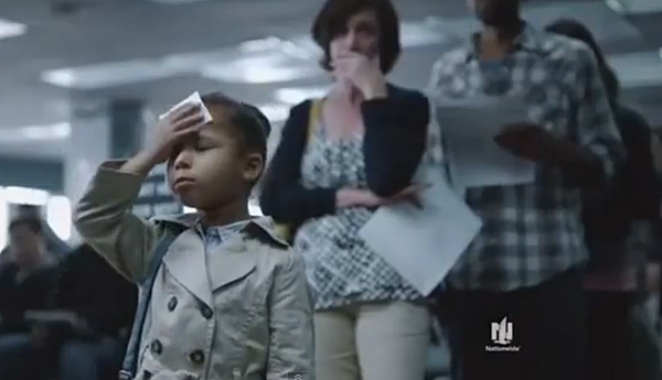 Nationwide Features Kids Impersonating Adults Perfectly