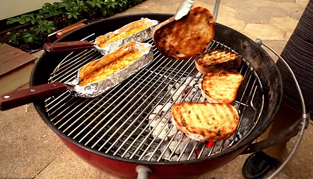 alton brown grilled cheese
