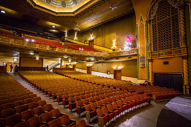 The Historic Capitol Theater