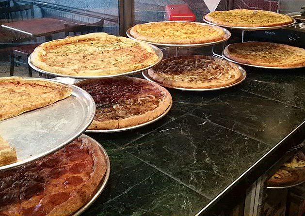Peppino S Pizza: Number 2 Pizza Maker In The World Crowned In Syracuse