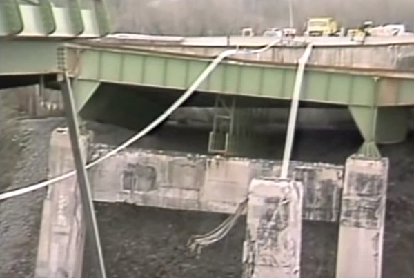 Do You Remember The Schoharie Creek Bridge Collapse That