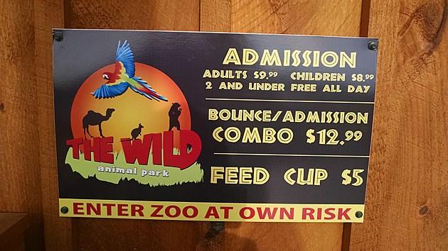 The wild park chittenango coupons